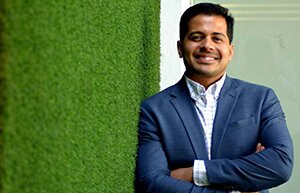 Interview with Dr Aman Iqbal, Healthcare Entrepreneur